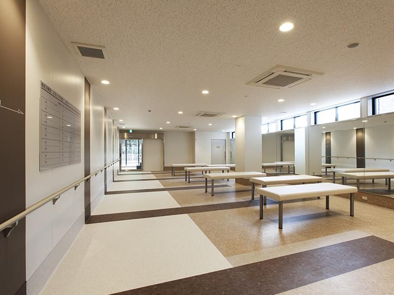 【画像】機能訓練室