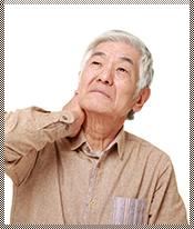 イメージ写真・頸椎痛