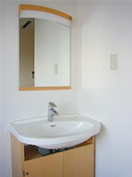 【画像】個人洗面台